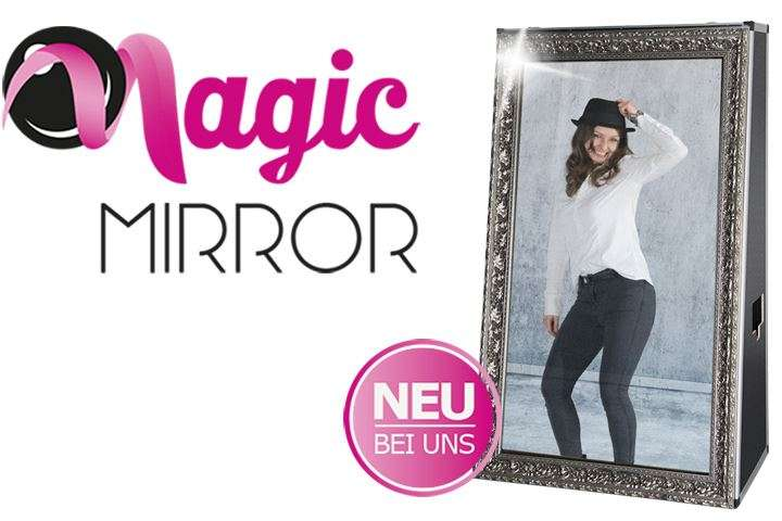 magic mirror mieten